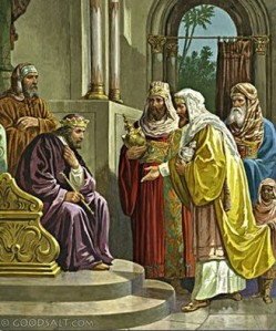 Herod and the Wise Men