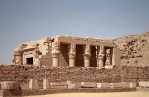 5th Century Eygptian Monestary