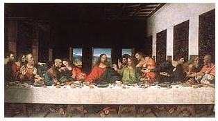 Jesus and Apostles