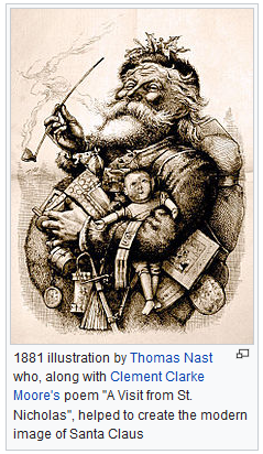 Thomas Nast Illustration